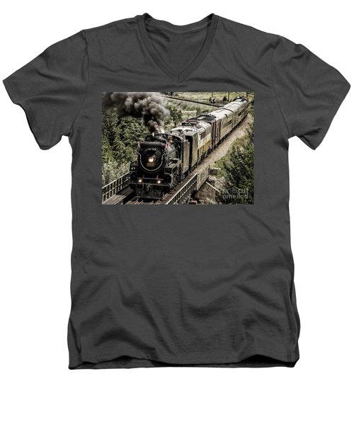 2816 Empress At Seebee Crossing Men's V-Neck T-Shirt