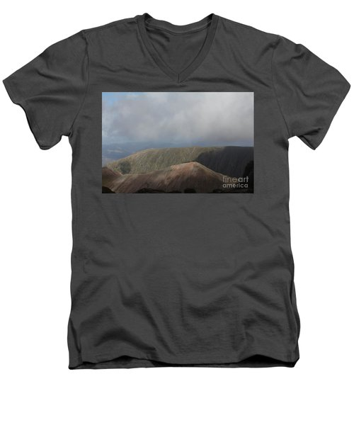 Ben Nevis Men's V-Neck T-Shirt