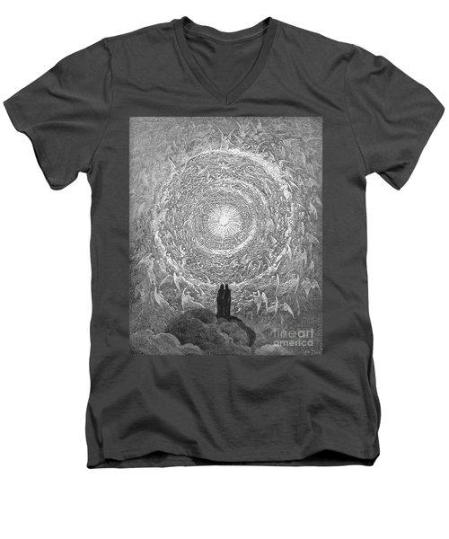 Dante Paradise Men's V-Neck T-Shirt