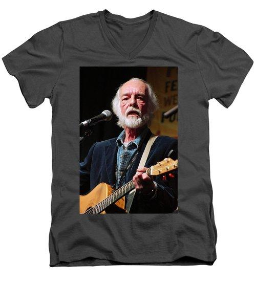 Folk Alliance 2014 Men's V-Neck T-Shirt