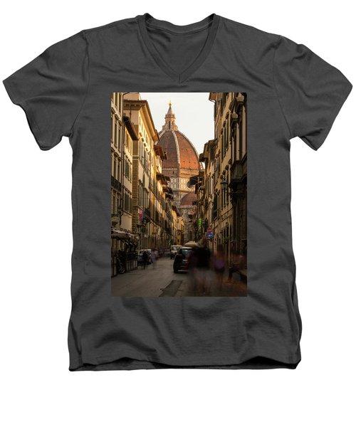 Photographer Men's V-Neck T-Shirt