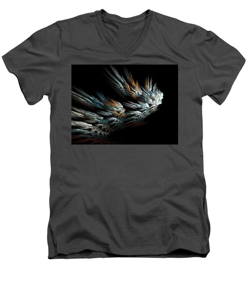 Taking Wing Men's V-Neck T-Shirt