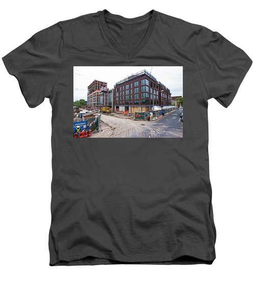 365 Bond 3 Men's V-Neck T-Shirt