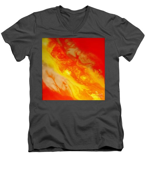 Energy Men's V-Neck T-Shirt