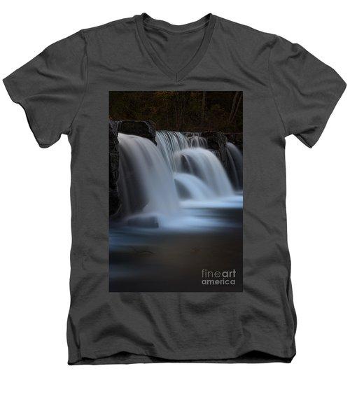 Natural Dam Men's V-Neck T-Shirt