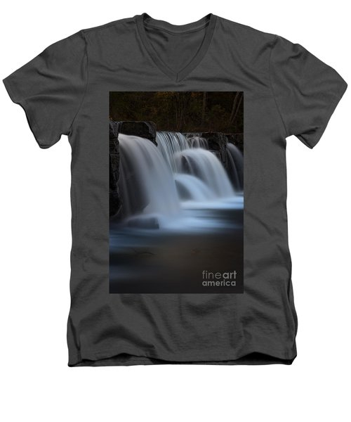 Natural Dam Men's V-Neck T-Shirt