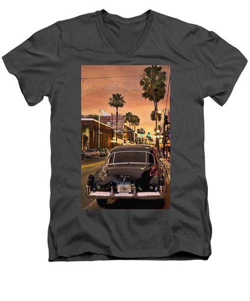 48 Cadi Men's V-Neck T-Shirt