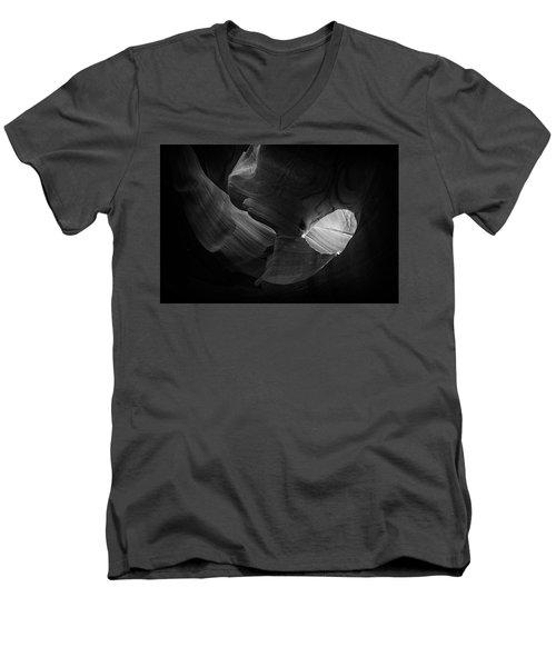 Lower Antelope Canyon Men's V-Neck T-Shirt