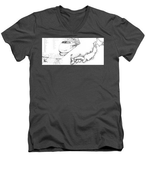 5.33.japan-7-detail-c Men's V-Neck T-Shirt