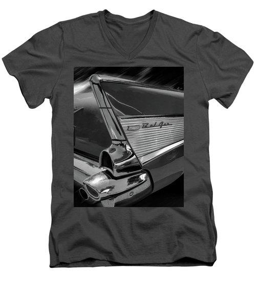 57 Men's V-Neck T-Shirt