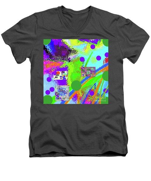 6-5-2015fabcde Men's V-Neck T-Shirt