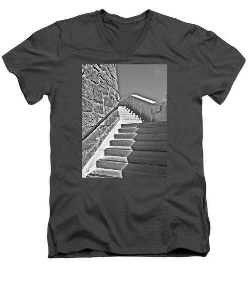 60/40 Men's V-Neck T-Shirt