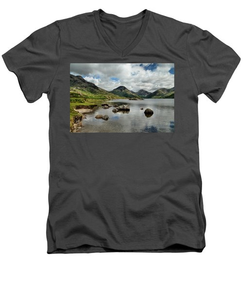 Wastwater Men's V-Neck T-Shirt