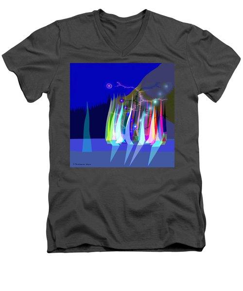 720 - Sailing A Men's V-Neck T-Shirt