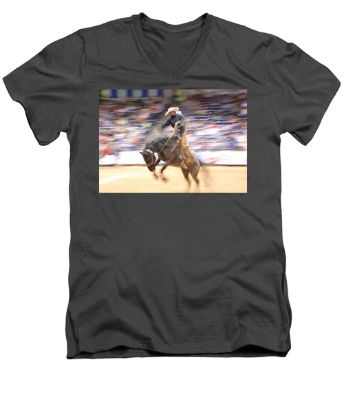 8 Seconds Men's V-Neck T-Shirt