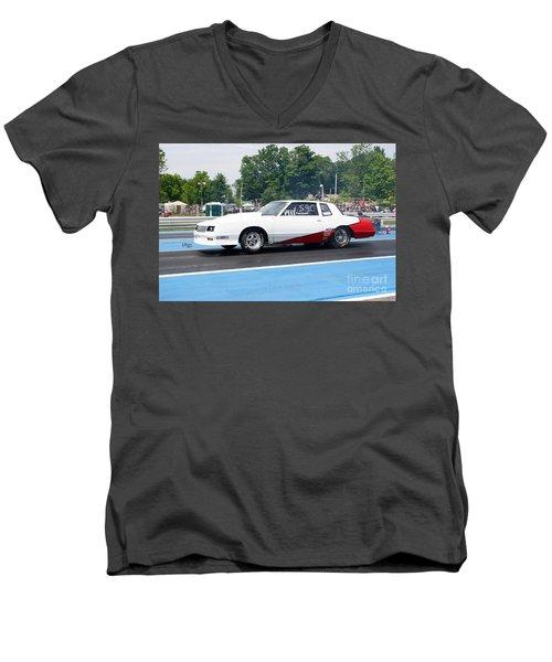 8803 06-15-2015 Esta Safety Park Men's V-Neck T-Shirt
