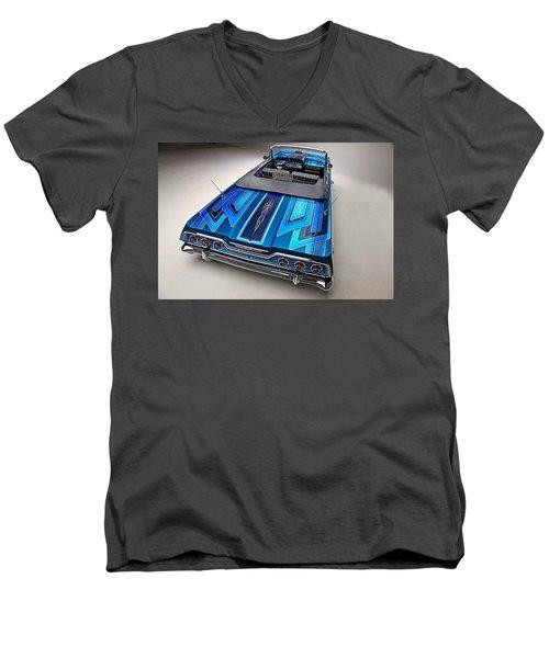 Chevrolet Impala Men's V-Neck T-Shirt