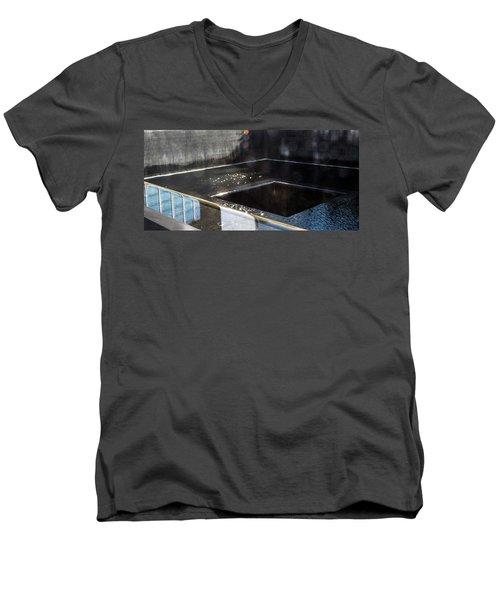 911 Memorial Pool 2016-1 Men's V-Neck T-Shirt