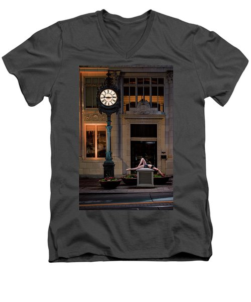 915 Men's V-Neck T-Shirt