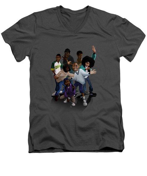 93 Till Men's V-Neck T-Shirt