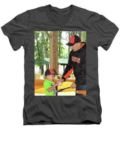 9782 Men's V-Neck T-Shirt