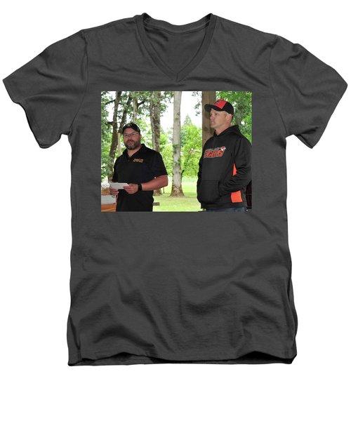 9797 Men's V-Neck T-Shirt