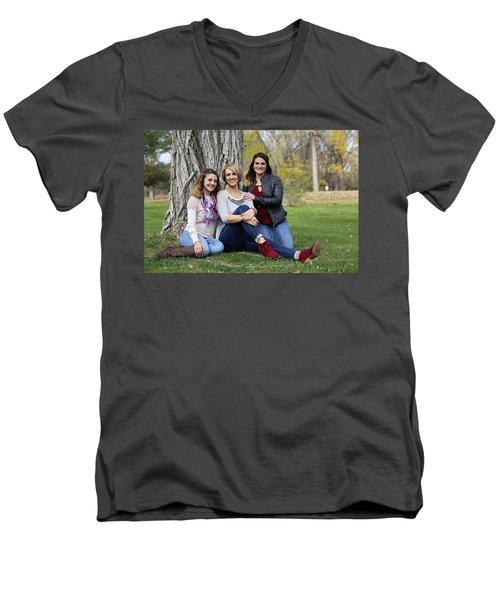 9g5a9713_pp Men's V-Neck T-Shirt by Sylvia Thornton