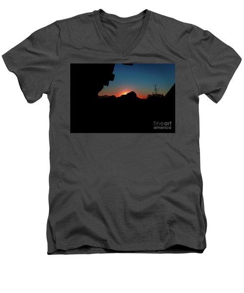 A Beautiful Night... Men's V-Neck T-Shirt by Deborah Klubertanz