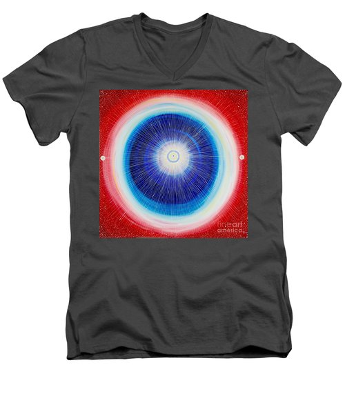 Imagination Men's V-Neck T-Shirt