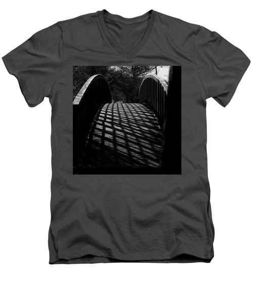 A Bridge Not Too Far Men's V-Neck T-Shirt