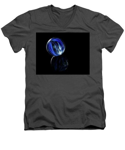 A Child's Universe 5 Men's V-Neck T-Shirt
