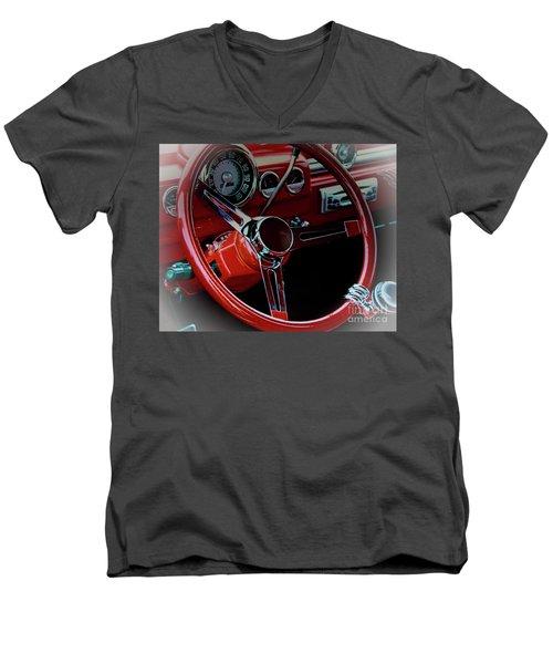 A Classic In Everyone's Dreams Men's V-Neck T-Shirt