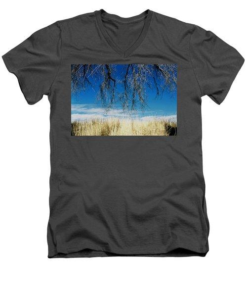 A Comfortable Place Men's V-Neck T-Shirt