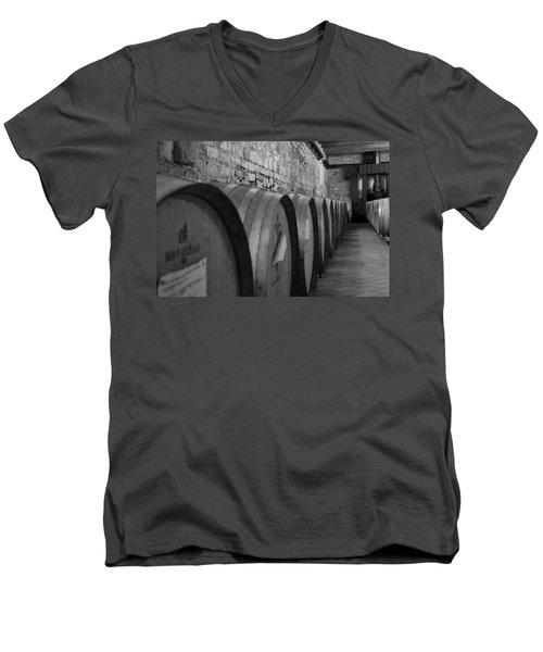 A Cool Dry Cellar Men's V-Neck T-Shirt