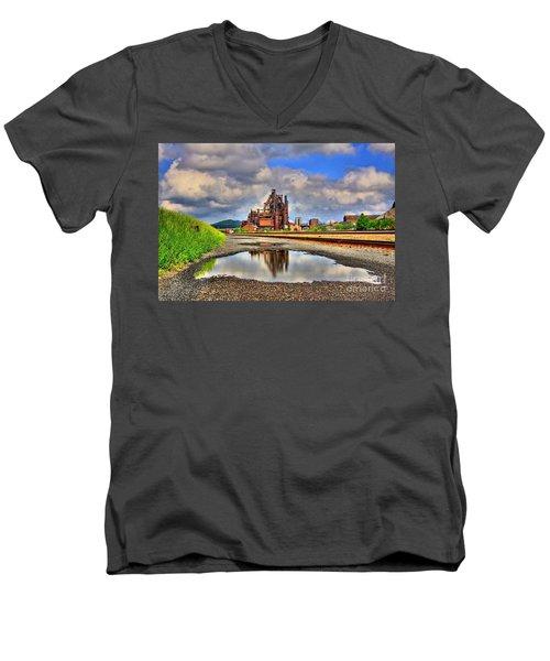 A Distant Memory Men's V-Neck T-Shirt