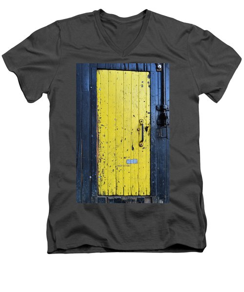 A Door Within A Door Men's V-Neck T-Shirt