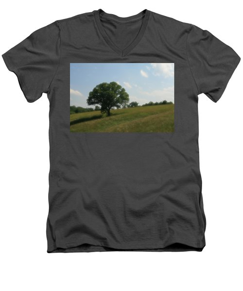 A Dreamy Day Men's V-Neck T-Shirt