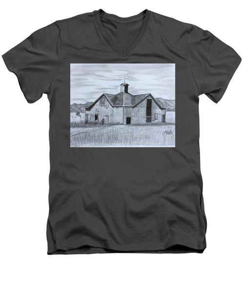 A Forgotten Past Men's V-Neck T-Shirt