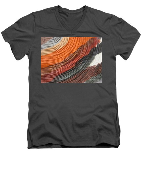 A Fraction Of Breakthroughs 6 Men's V-Neck T-Shirt