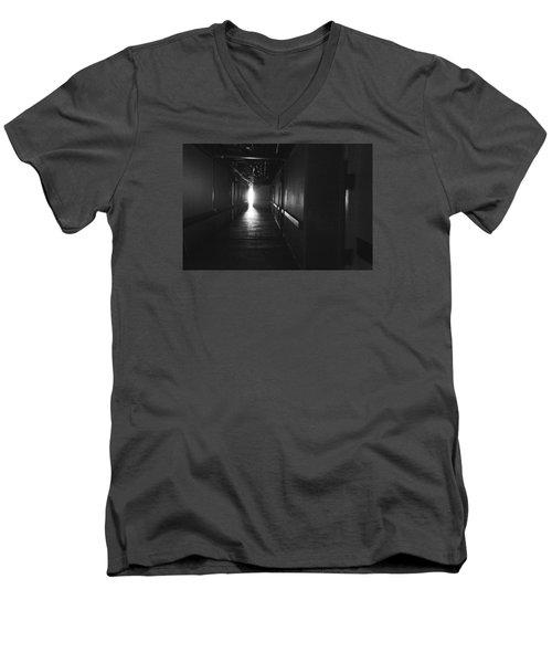 A Glimpse Into The Future Men's V-Neck T-Shirt