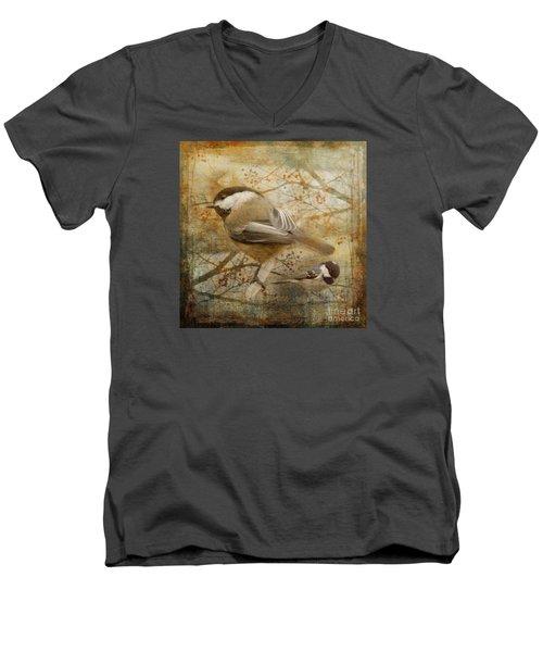 A Harbinger Of Changes 2015 Men's V-Neck T-Shirt