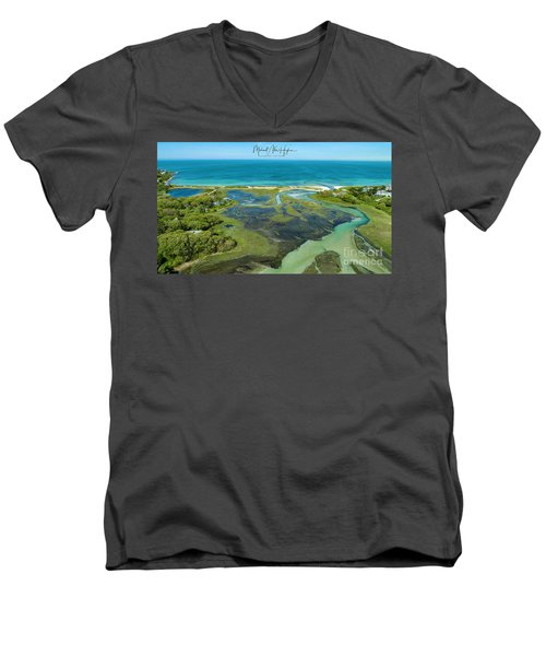 A Hidden Treasure Men's V-Neck T-Shirt