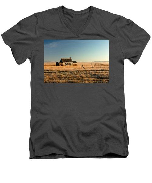 A Long, Long Time Ago Men's V-Neck T-Shirt