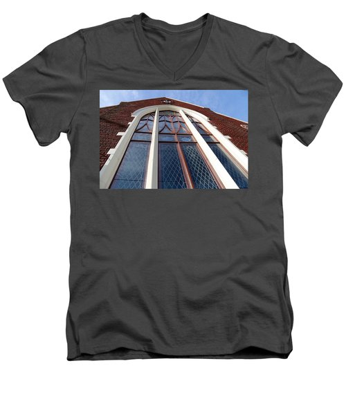 A Long View Men's V-Neck T-Shirt