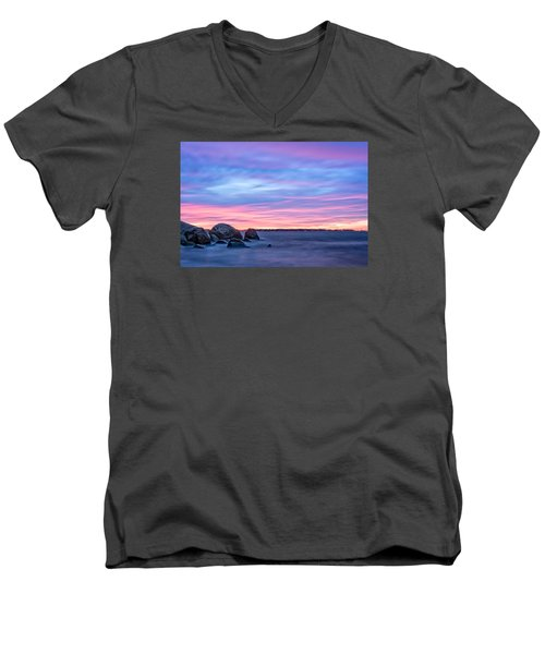 A New Dawn Gloucester Men's V-Neck T-Shirt