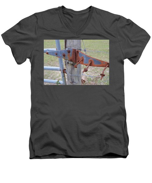 A Parable Men's V-Neck T-Shirt