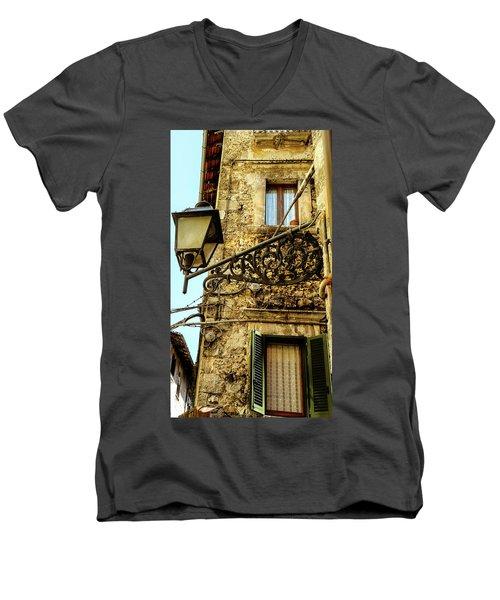 A Piece Of Italy Men's V-Neck T-Shirt