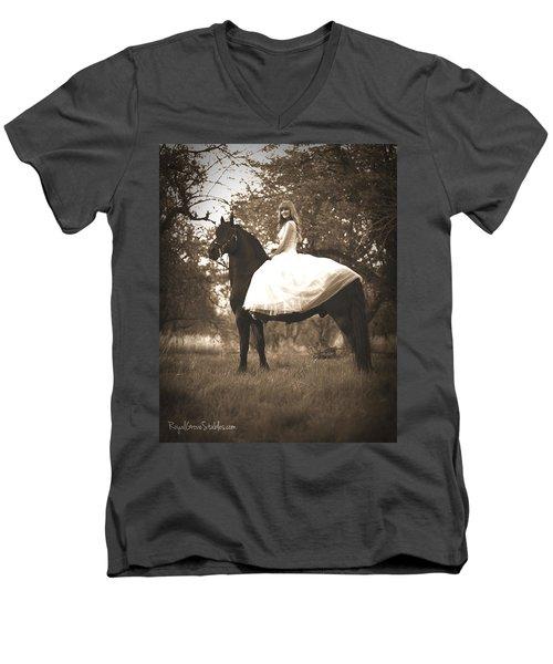 A Princess Dream Men's V-Neck T-Shirt