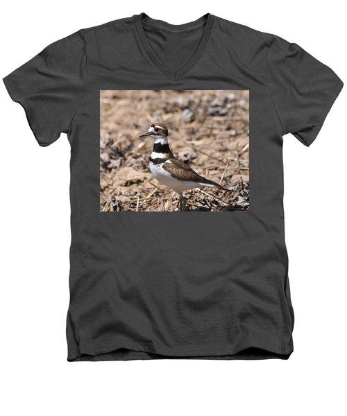 A Real Beauty Men's V-Neck T-Shirt
