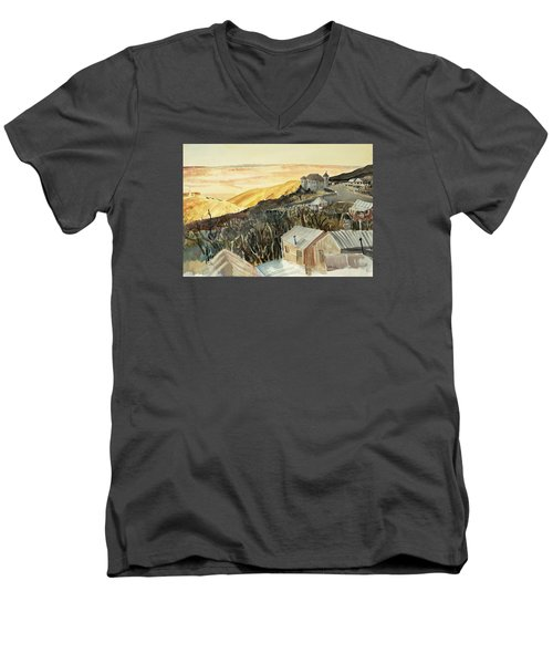 A View From Jerome Men's V-Neck T-Shirt